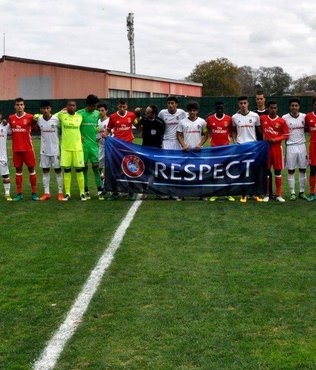 Gençlik Ligi'nde 3-0 kaybettik