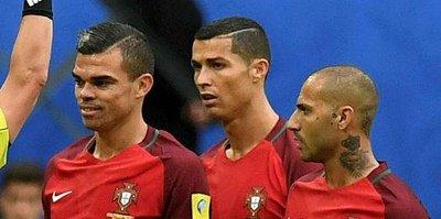 Pepe ve Quaresma güven veriyor
