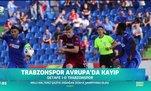 Trabzonspor Avrupa'da kayıp