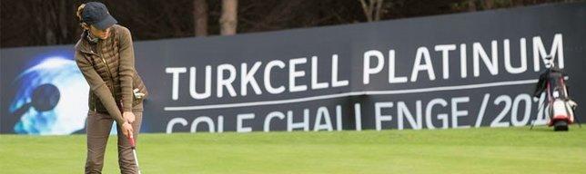 Turkcell Platinum Golf Challenge sona erdi