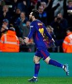 Barcelona sahasında galip