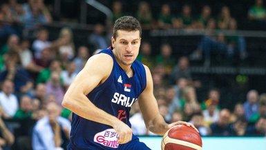 Son dakika spor haberi: Sırp oyuncu Dragan Milosavljevic Frutti Extra Bursaspor'da!