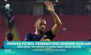 """Tottenham ve Napoli Vedat Muriqi'yi istiyor"""