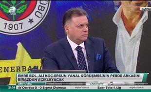 Ali Koç - Ersun Yanal görüşmesinin perde arkası