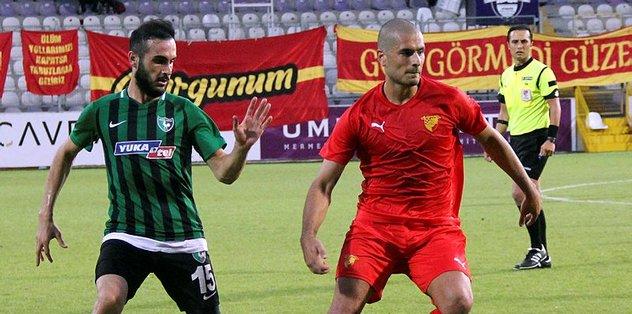 Yukatel Denizlispor 0-0 Göztepe