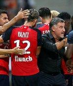 Lille'den 3 gollü galibiyet