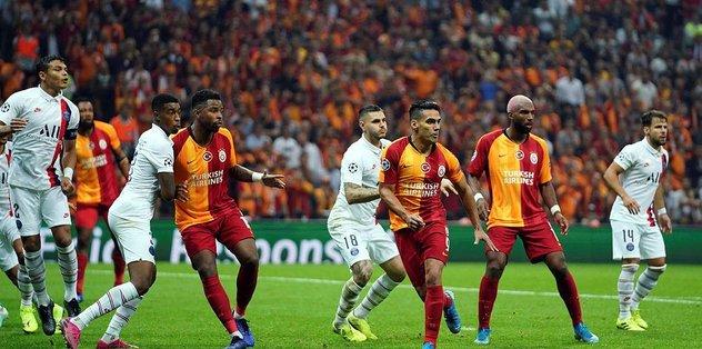 MAÇ SONUCU Galatasaray 0-1 Paris Saint Germain MAÇ ÖZETİ