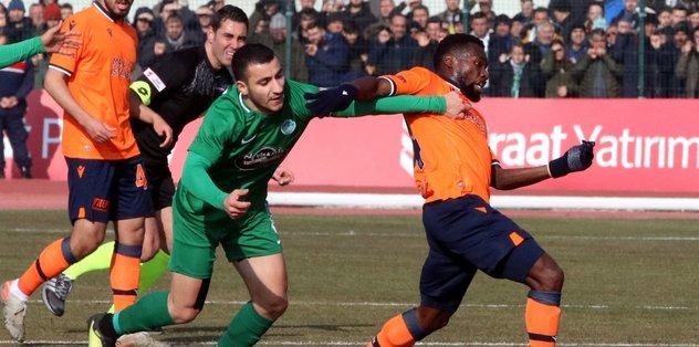 MAÇ SONUCU   Kırklarelispor 0-0 Medipol Başakşehir
