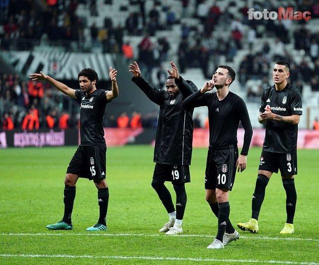 Mısır basını Beşiktaş'ı konuşuyor! Mohamed Elneny...