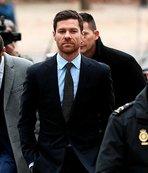 Xabi Alonso vergi kaçırma suçlamasından beraat etti