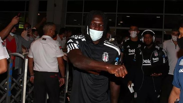 Beşiktaş Antalya'ya geldi!