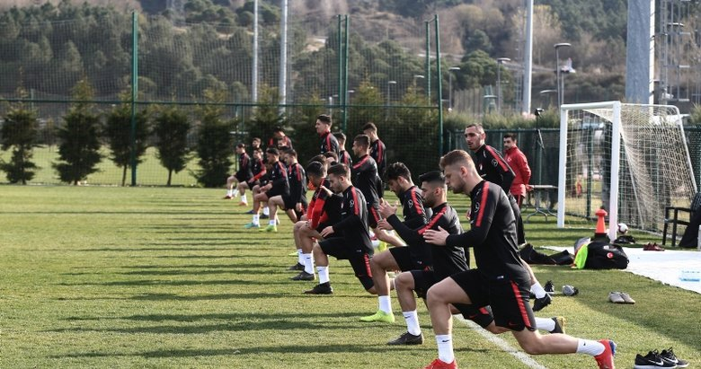 Türkiye maçı öncesi Arnavutluk'ta kriz!