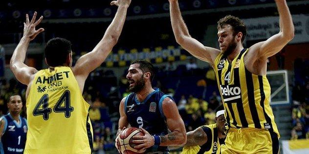 Türkiye basketbol liglerinden toplu sonuçlar