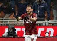 Milan'da Hakan Çalhanoğlu geceye damga vurdu! Mourinho...