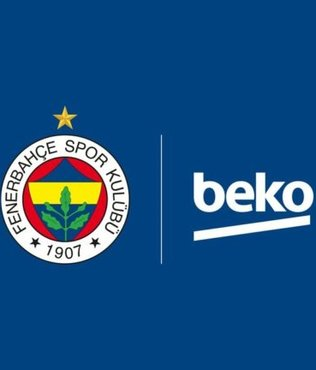 Fenerbahçe'nin yeni sponsoru Beko oldu!