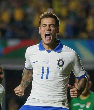 Brezilya turnuvayı rahat açtı