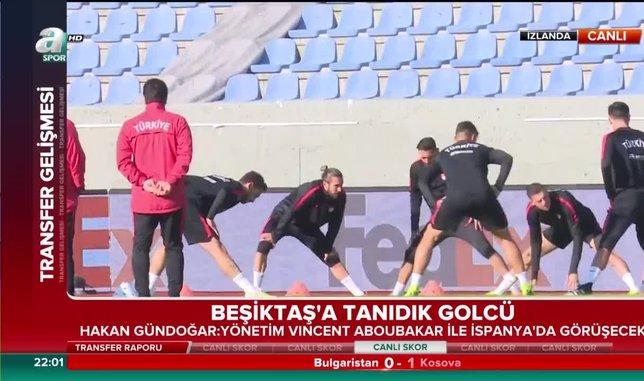 Beşiktaş'ta Aboubakar bombası