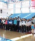 Futsalda yarı final heyecanı Karaman'da başladı
