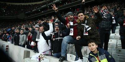 Beşiktaş taraftarı için derbi izni çıktı!