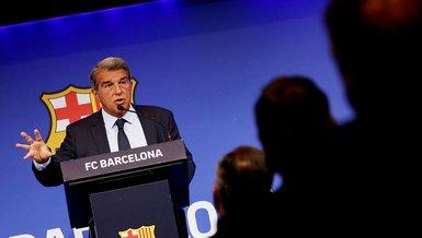 Son dakika spor haberi: Barcelona'nın Bayern Münih yenilgisi sonrası Camp Nou'da olağanüstü zirve! Laporta...