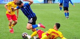 Edirne'den altın vuruş: 1-0
