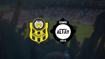 Yeni Malatyaspor-Altay maçı ne zaman?