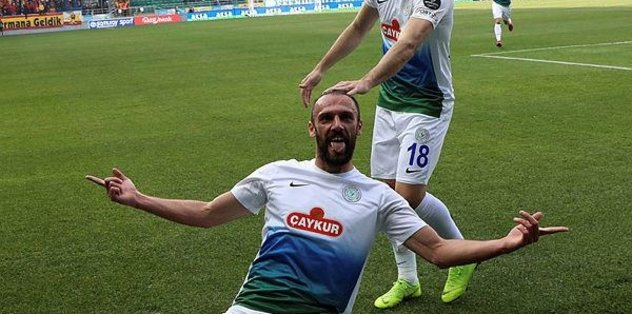 Galatasaray Muriç için Ömer ve Çalık formülü geliştirdi