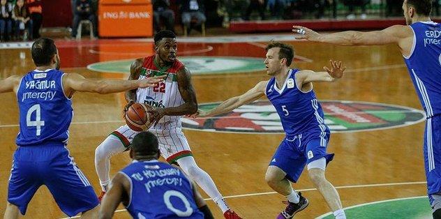 Türkiye basketbol liglerinde toplu sonuçlar