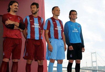 Trabzonspor 2011-2012 sezonu formaları