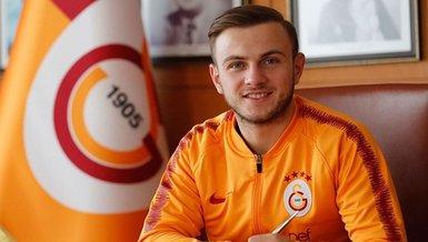 Galatasaraylı Celil Yüksel resmen Adanaspor'da!