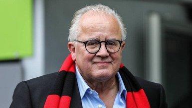 """Almanya Futbol Federasyonu Başkanı Keller'e eyaletlerden """"istifa"""" çağrısı"""