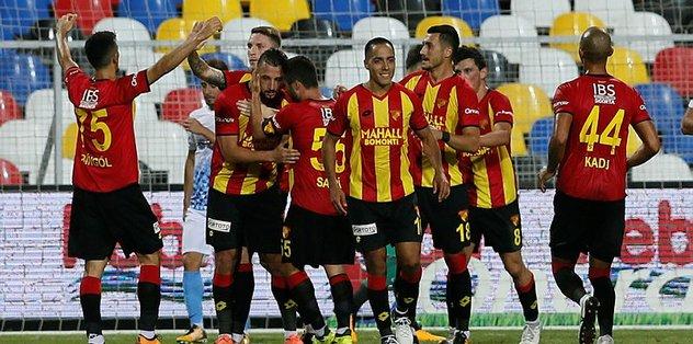 Göztepe, Antalyaspor deplasmanında
