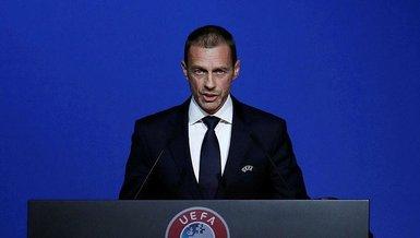 UEFA Başkanı Ceferin'den İstanbul açıklaması!