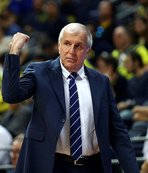Zeljko Obradovic: Takımımın gösterdiği reaksiyondan dolayı çok memnunum