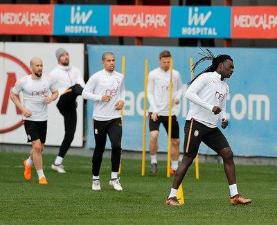 G.Saray, Konyaspora hazırlanıyor
