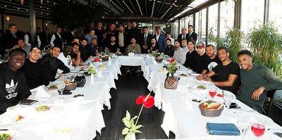 Galatasaray'da aile havası
