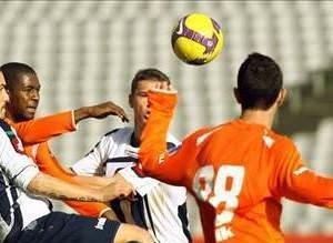Büyükşehir - Kasımpaşa (TSL 19. hafta maçı)