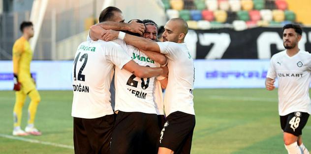 Altay 3-0 Osmanlıspor   MAÇ SONUCU