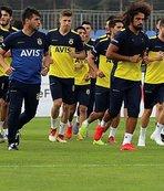 Fenerbahçe Topuk Yaylası'nda ilk antrenmanını yaptı
