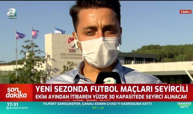 tffden seyirci karari 1598366312303 - TFF Süper Lig'de gelecek sezon maçların seyircili oynatılmasına karar verdi!