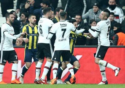 Beşiktaşlı futbolculara rekor ceza!