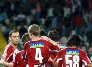 Sivasspor - Galatasaray (Spor Toto Süper Lig)