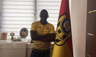 Yeni Malatyaspor Fofana ile 2 yıllık sözleşme imzaladı