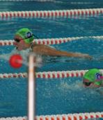 Büyükşehirli yüzücüler milli takım finallerinde kulaç atacak