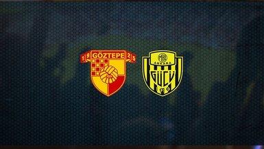 Göztepe - Ankaragücü maçı ne zaman, saat kaçta ve hangi kanalda canlı yayınlanacak? | Süper Lig