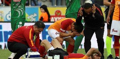 Galatasaray'dan Emre Akbaba'nın sağlık durumu ile ilgili açıklama geldi