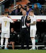 Real Madrid'de deprem! Maç bitmeden stadı terk ettiler