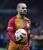 Sneijder'e sponsor engeli!