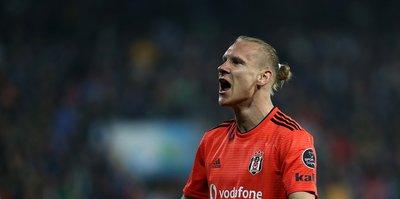 Beşiktaş'ın yıldız stoperi Vida'ya sürpriz talip!