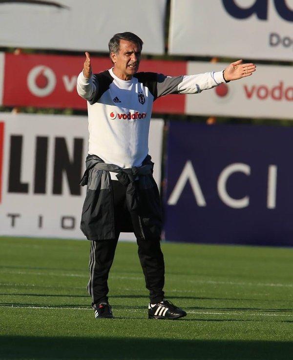 İşte Beşiktaş Bursaspor maçına bu 11'le çıkacak